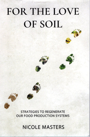 For the Love of Soil front cover