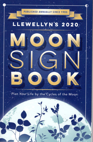 Llewellyn's 2020 Moon Sign Book