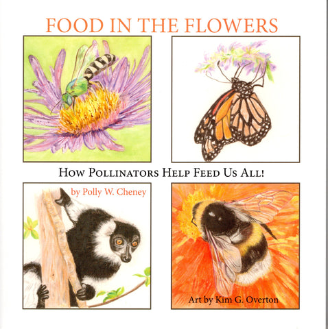 Food in the Flowers book cover