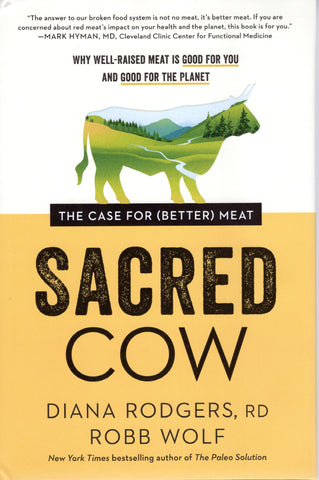 Sacred Cow book front cover