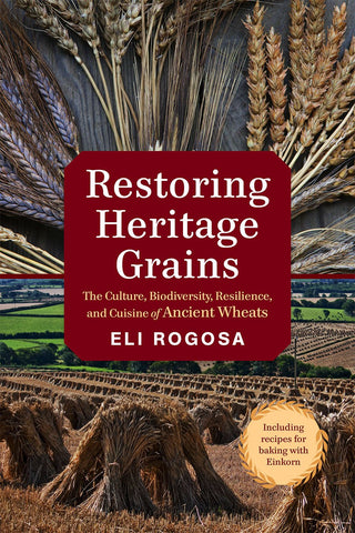 restoring heritage grains cover