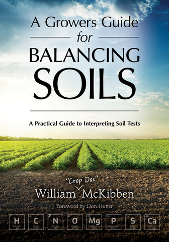 A Growers Guide for Balancing Soils front cover
