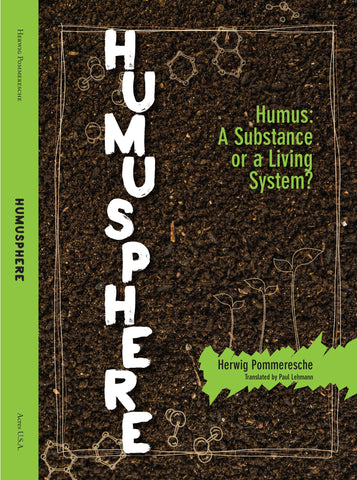 Front cover of Humusphere book