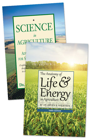 Anatomy of Life & Science in Agriculture combo