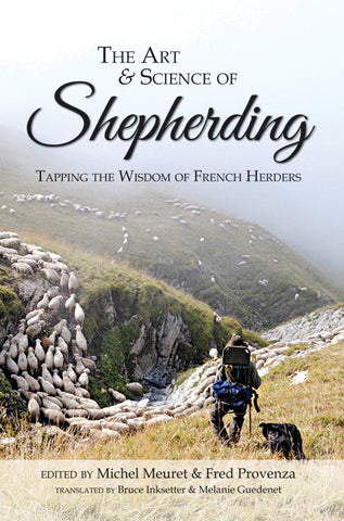 The Art & Science of Shepherding front cover