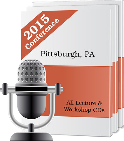 All 2015 Lecture & Workshop CDs