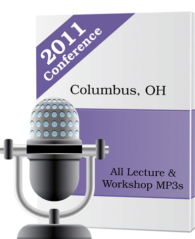 2011 Acres USA Conference recordings, MP3 set