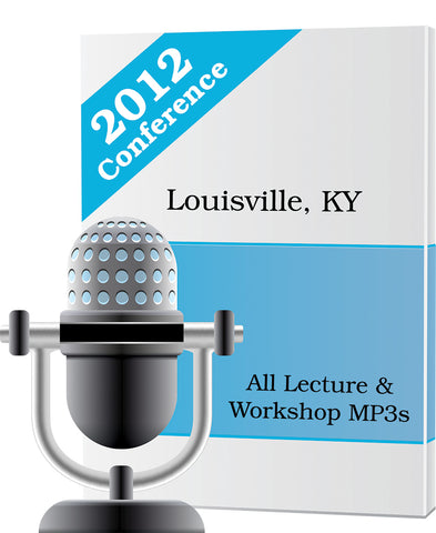 2012 Acres USA Conference recordings, MP3 set