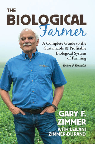 Front cover image for the book The Biological Farmer, Second Edition