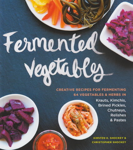 Fermented Vegetables