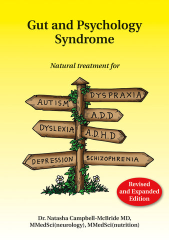 Gut & Psychology Syndrome