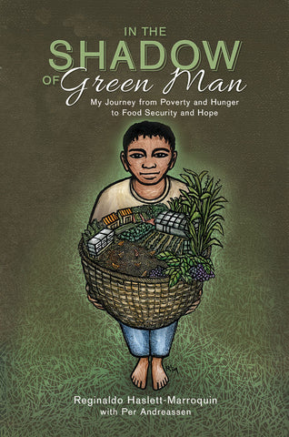 In the Shadow of Green Man front cover