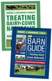 The Barn Guide to Treating Dairy Cows Naturally & Treating Dairy Cows Naturally Combo
