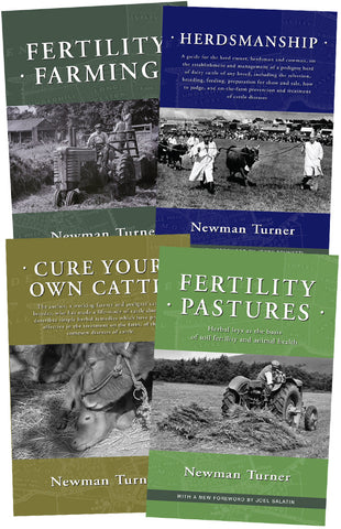 Newman Turner's Classics Back in Print