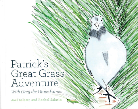 Patrick's Great Grass Adventure