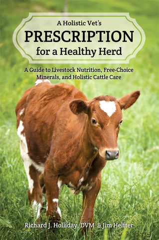 A Holistic Vet's Prescription for a Healthy Herd
