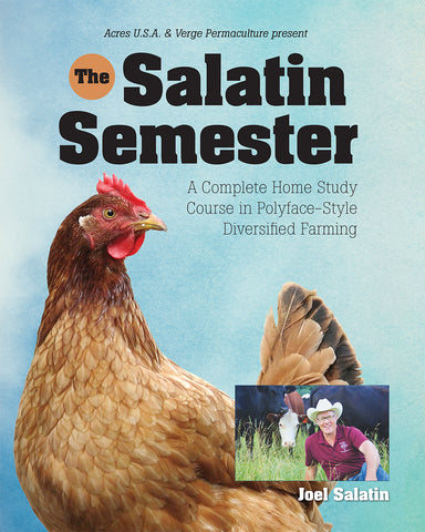 Salatin Semester DVD/Book set