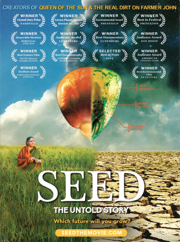 Seed: The Untold Story (DVD)