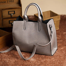 Women's Trunk Tote Handbag
