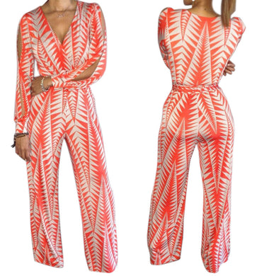 Caitlyn Belted Jumpsuit