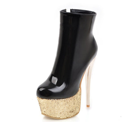 Sassy Bling Boots