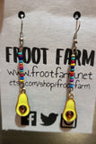 Avocado Fiesta Earrings