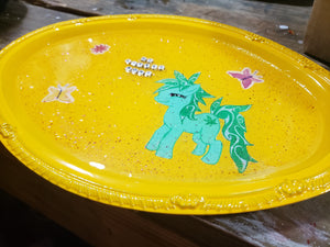 "My Little Pony  6""x9"" Tray"