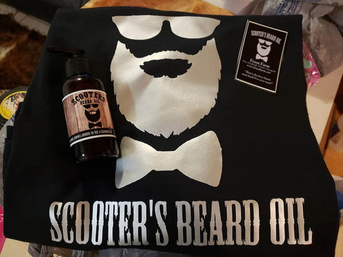 Scooter's Beard Oil - Combo Pack