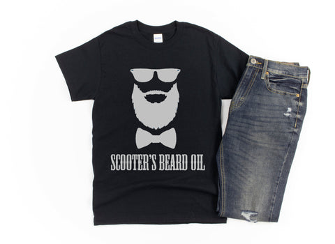 Scooter's Beard Oil T-Shirt