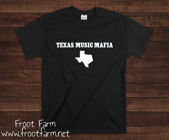 Texas Music Mafia - someone called me this so here it is