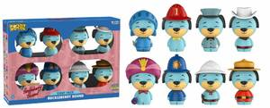 Dorbz - Huckelberry Hound 8 pack (SDCC Exclusive) LE 1500 - Display Geek
