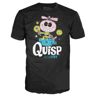 Ad Icons - Quisp T-Shirt SIZE L - Display Geek