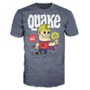 Ad Icons - Quake T-Shirt SIZE L - Display Geek