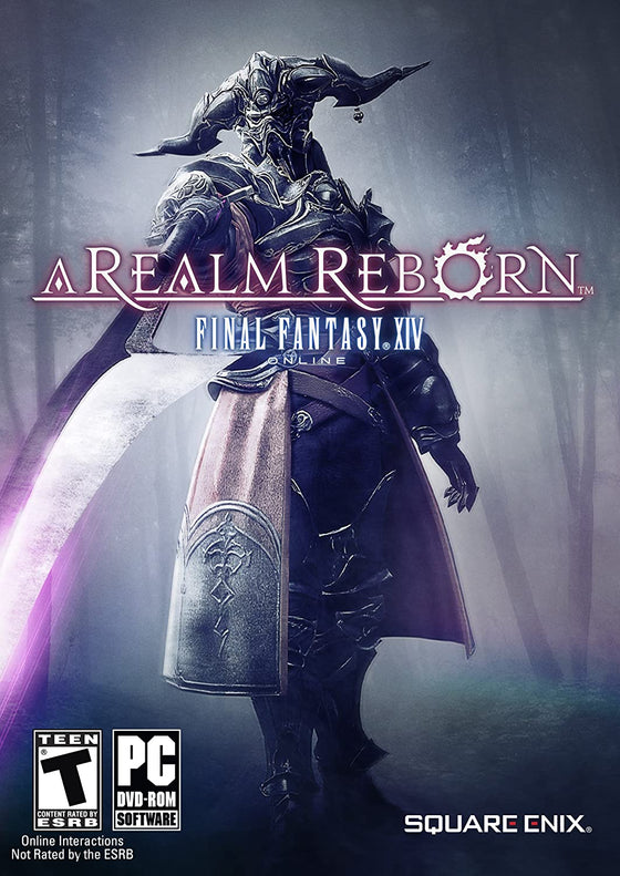Final Fantasy XIV A Realm Reborn - PC Game (Used)
