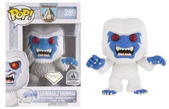 Abominable Snowman (Diamond Collection) (Disney Parks)