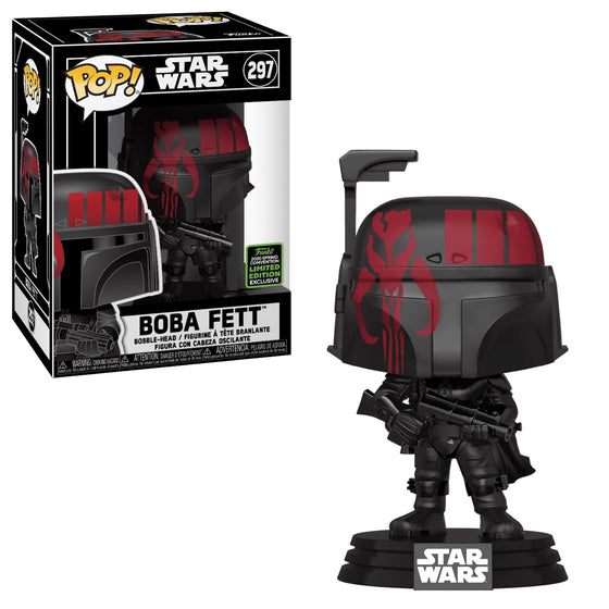 Boba Fett (Futura Black) (Shared)