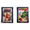 Comic Book Showcase Frame (Silver Age) 1956 to 1969, Wall Mountable - Display Geek