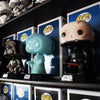 RETRO SPECIAL - 2 Displays & 10 Protectors for Funko Pop Vinyls (LIMITED TIME ONLY!) - Display Geek, Inc.