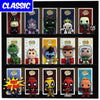 **BACK IN STOCK MAY 13TH** CLASSIC - Display Case for Funko Pops, Wall Mountable & Stackable Toy Shelf, Corrugated Cardboard - Display Geek