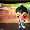 DRAGON BALL - Display Case for Funko Pops with 3 Backdrop Inserts, Corrugated Cardboard