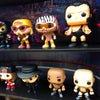 WWE - Display Case for Funko Pops with 3 Backdrop Inserts, Corrugated Cardboard