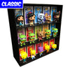 **BACK IN STOCK 12/12** CLASSIC - Display Case for Funko Pops, Wall Mountable & Stackable Toy Shelf, Corrugated Cardboard - Display Geek