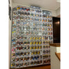 IN BOX (WHITE) - Display Case for Funko Pops, Wall Mountable & Stackable Toy Shelf, Corrugated Cardboard - Display Geek