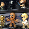 STAR WARS - MINI Display Case for Funko Toys with 3 Backdrop Inserts, Corrugated Cardboard - Display Geek