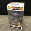 HEAVY DUTY Pop Protectors for Funko Thanos on Throne (Hot Topic Exclusive), 45mm thick