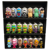 SODA - Single Row Display Case for Funko Soda, Wall Mountable & Stackable Pop Shelf, Corrugated Cardboard
