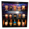 **BACK IN STOCK MAY 13TH** WWE - Display Case for Funko Pops with 3 Backdrop Inserts, Corrugated Cardboard - Display Geek