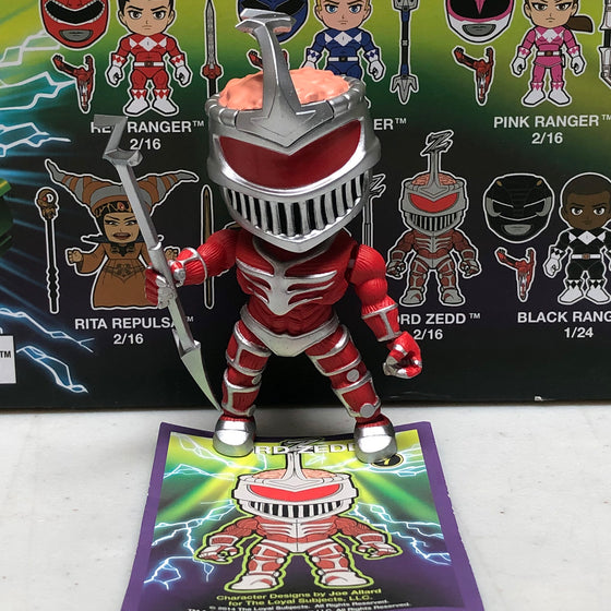 Loyal Subjects - Power Rangers - Lord Zedd - Display Geek