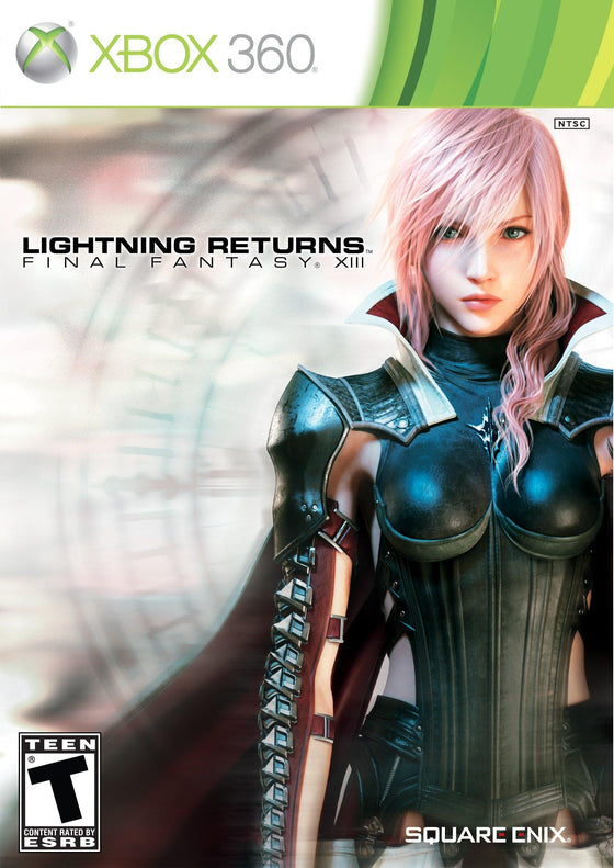 Final Fantasy XIII Lightning Returns - XBOX 360 (Used)