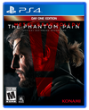 Metal Gear Solid V: The Phantom Pain - PS4 (Used)
